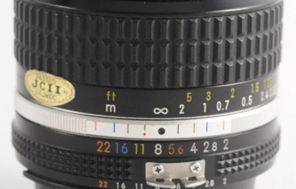 Obiettivo Nikkor AI-S 24mm f/2