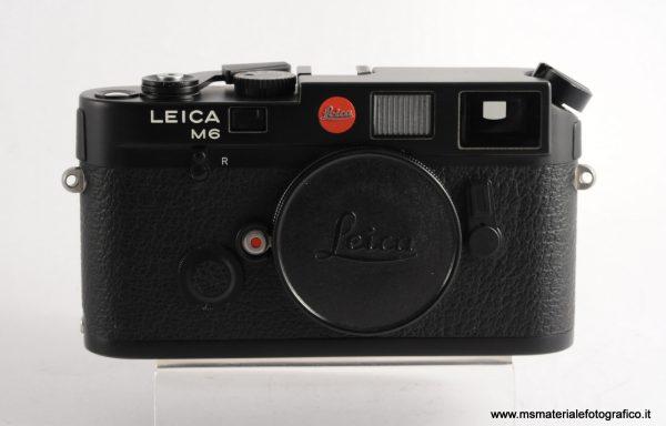 Fotocamera Leica M6 Nera (1988)