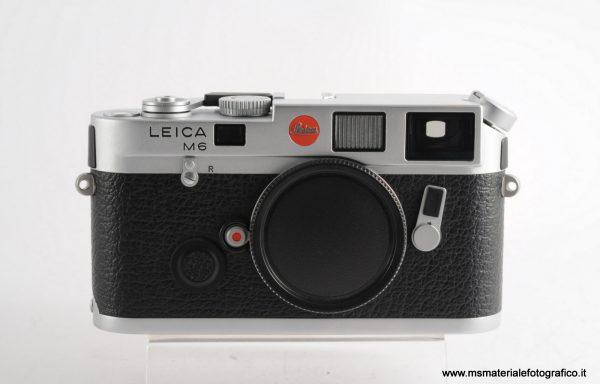Fotocamera Leica M6 Silver