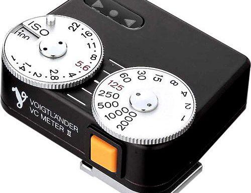 Esposimetro Voigtlander VC Meter II Black/Silver