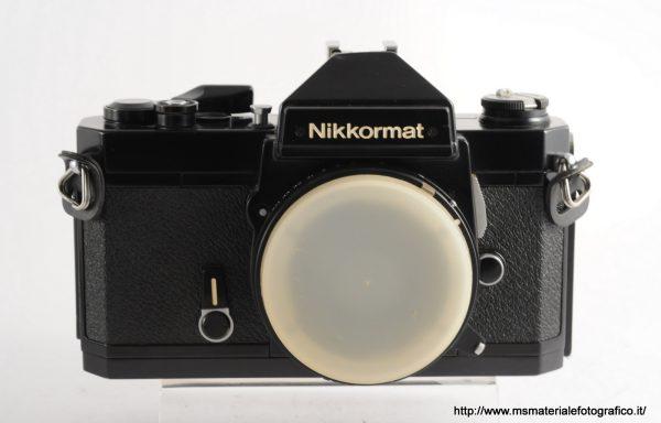 Fotocamera Nikkormat FT3 Nera
