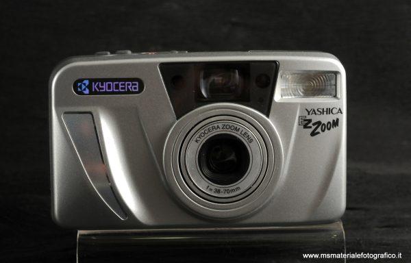 Fotocamera Kyocera Yashica Compatta EZ Zoom 105