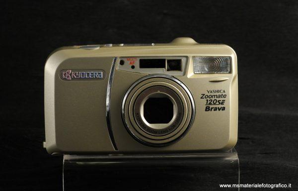 Fotocamera Compatta Kyocera Yashica Zoomate 120 SE Brava
