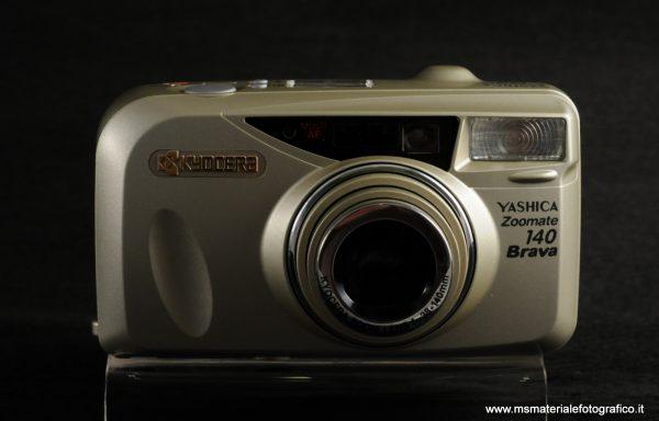 Fotocamera Compatta Yashica Kyocera Zoomate 140 Brava