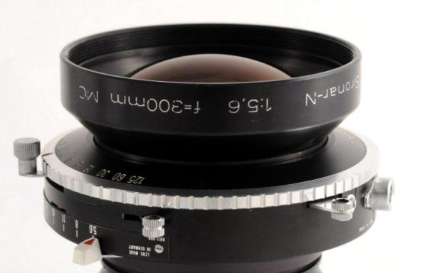 Obiettivo Sironar-N 300mm f/5,6