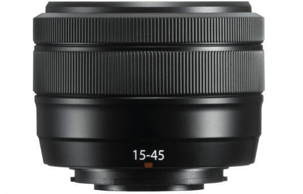 Obiettivo Fujifilm Fujinon XC 15-45mm f3.5-5.6 OIS (nero o silver)