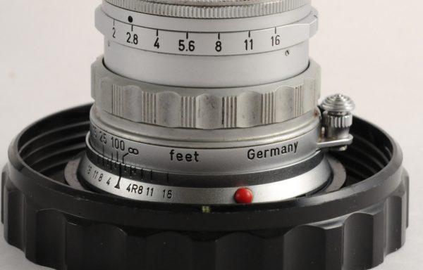 Obiettivo Leica M Summicron 50mm f/2