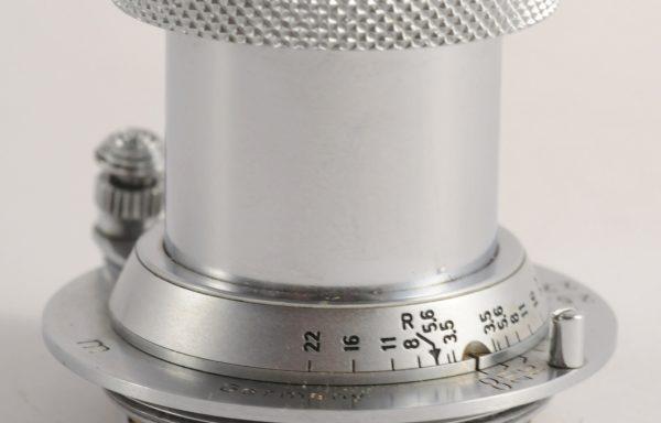 Obiettivo Leica Elmar 5cm f/3,5 M39