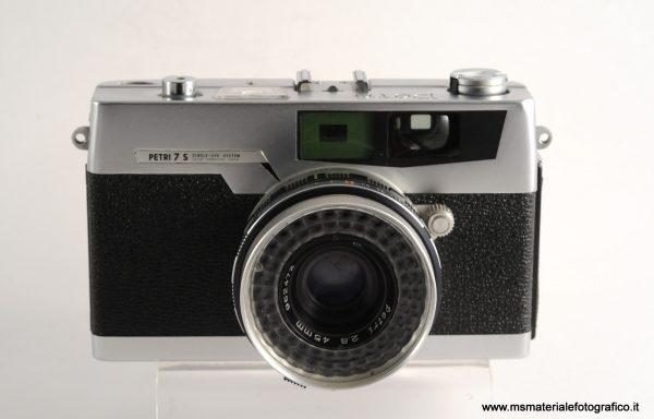 Fotocamera Compatta Petri 7s