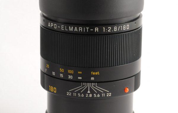 Obiettivo Leica R Apo Elmarit 180mm f/2,8
