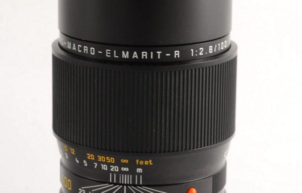 Obiettivo Leica R APO-Macro Elmarit 100mm f/2,8