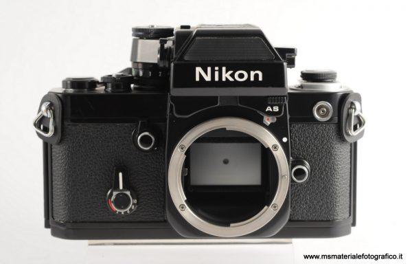 Fotocamera Nikon F2 AS Nera