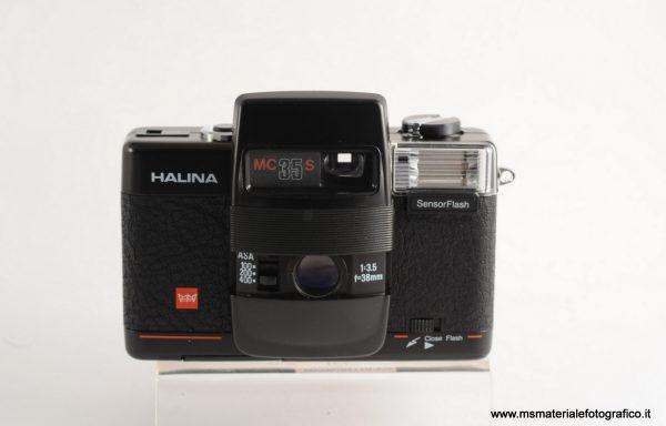 Fotocamera compatta Halina MC35S
