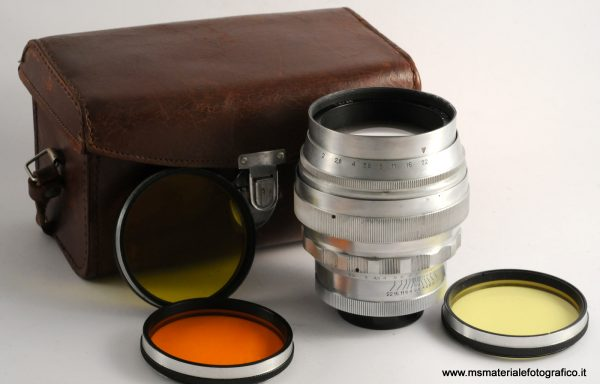Obiettivo Helios-40 85mm f/1,5