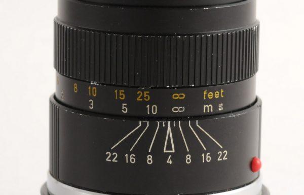 Obiettivo Leica M Elmar-C 90mm f/4
