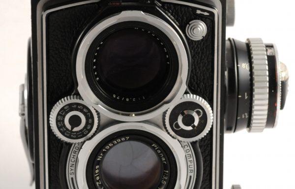 Fotocamera Rolleiflex Planar 3,5