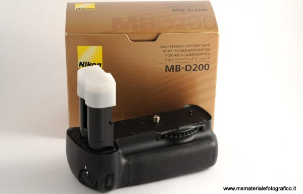 Nikon Battery Grip MB-D200
