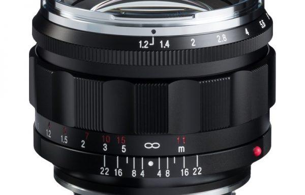 Obiettivo Voigtlander VM NOKTON 50mm f/1,2