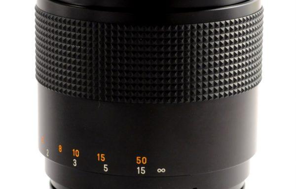 Obiettivo Contax Vario-Sonnar 35-70mm f/3,4