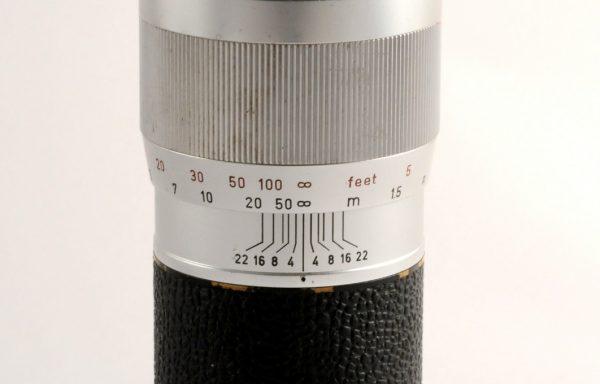 Obiettivo Leica Elmar 135mm f/4