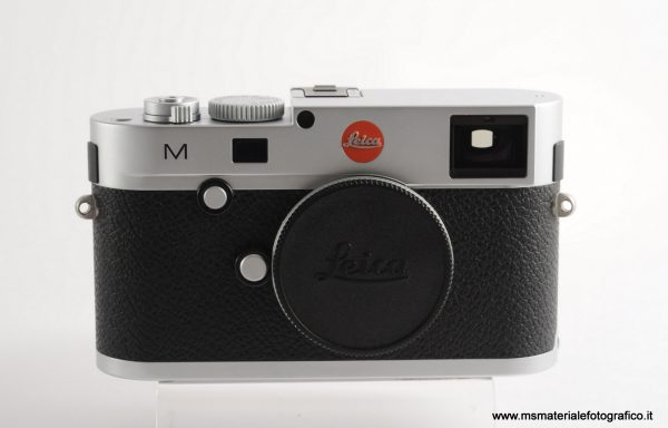 Fotocamera Leica M240 Silver