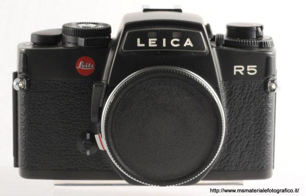 Fotocamera Leica R5 black (1986)