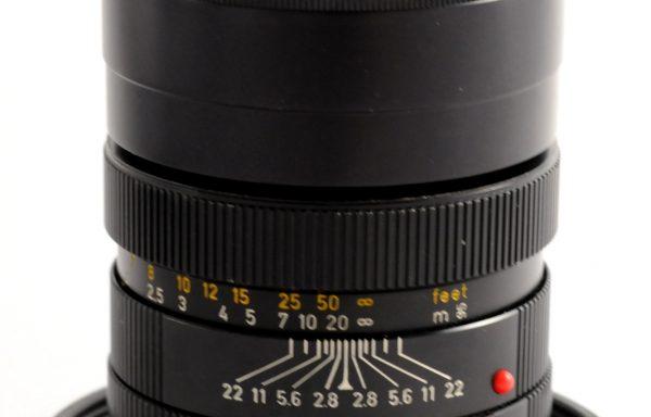 Obiettivo Leica R Elmarit 90mm f/2,8