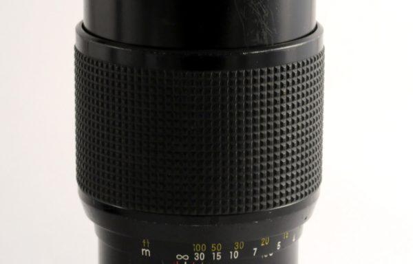 Obiettivo Nikkor AI 80-200mm f/4,5