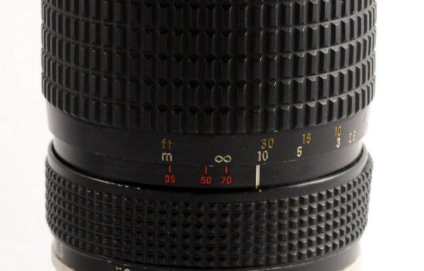 Obiettivo Zoom Nikkor 35-70mm f/3,5