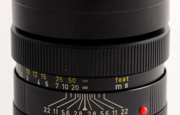 Obiettivo Leica R Elmarit 90mm f/2,8 per Nikon