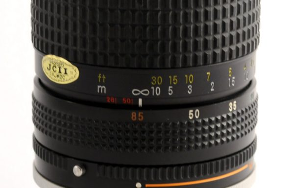 Obiettivo Zoom Nikkor 28-85mm f/3,5-4,5