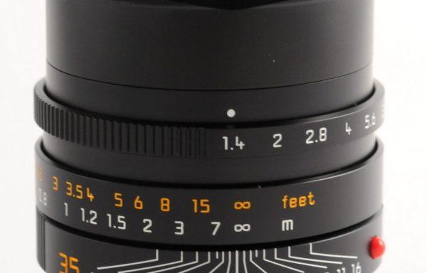 Obiettivo Leica M Summilux 35mm f/1,4