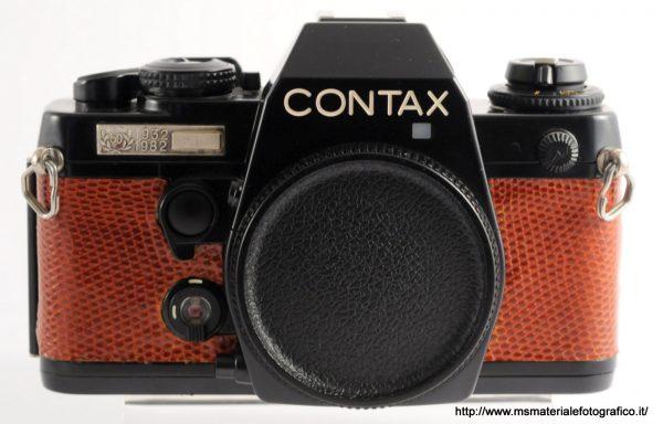 Fotocamera Contax 139 Quartz Anniversary