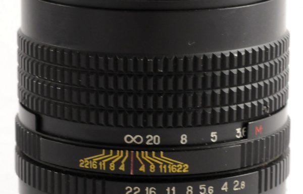 Obiettivo MC-Kaleinar 5H 100mm f/2,8