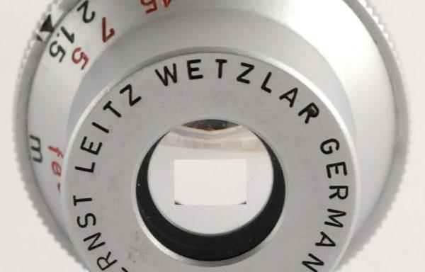 Mirino Leitz wetlzar 135mm
