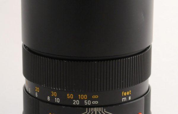 Obiettivo Leica-R Elmar 180mm f/4