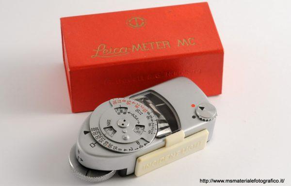 Esposimetro Leicameter MC