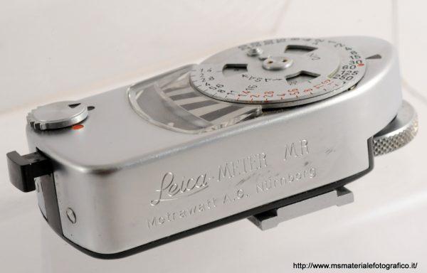 Esposimetro Leicameter MR