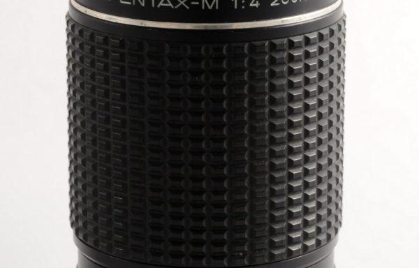 Obiettivo SMC Pentax-M 200mm f/4