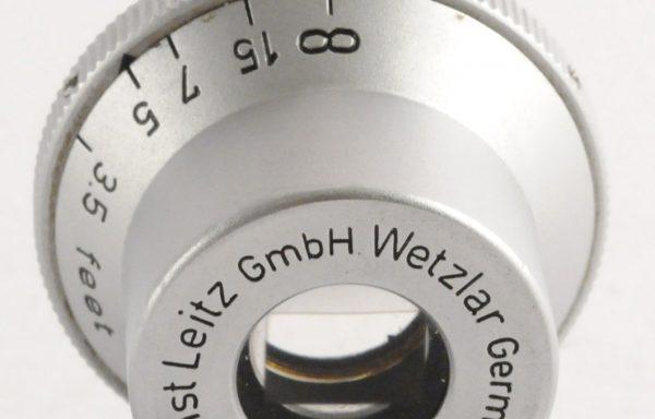 Mirino Leitz Wetzlar 9cm
