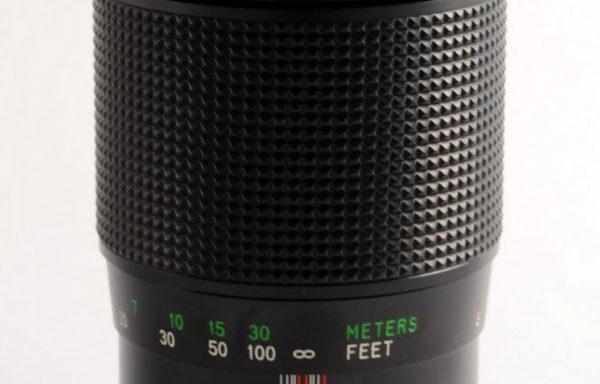Obiettivo Vivitar 200mm f/3,5 per Pentax