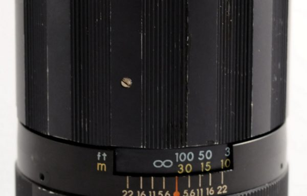 Obiettivo Pentax Super-Takumar 105mm f/2,8 M42