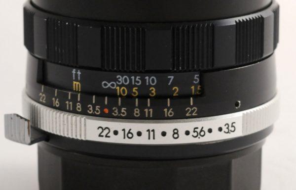 Obiettivo Pentax Auto-Takumar 35mm f/3,5 M42