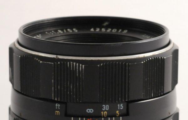 Obiettivo Pentax Super-Takumar 55mm f/1,8 M42