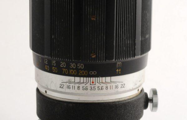 Obiettivo Sun 200mm f/3,5 M42