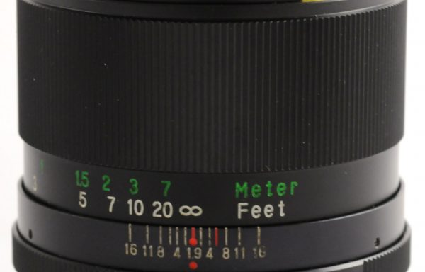 Obiettivo Vivitar 35mm f/1,9 per Nikon