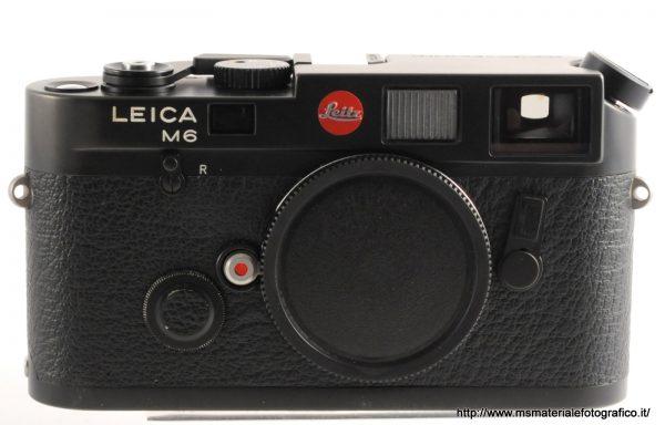 Fotocamera Leica M6 Black