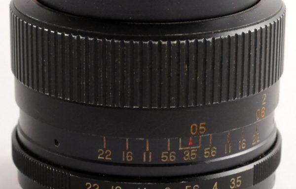 Obiettivo Palar 35mm f/3,5 M42