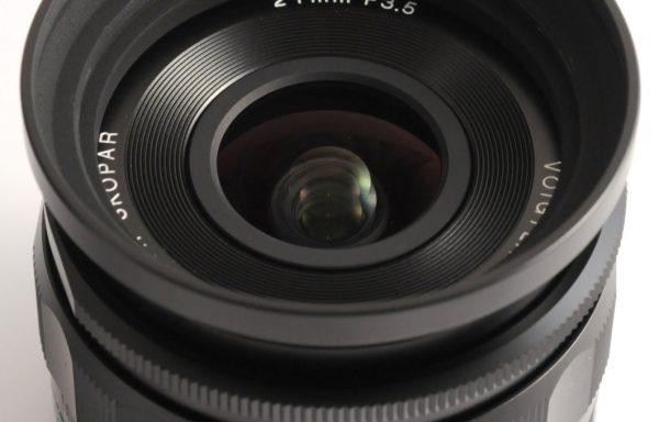 Obiettivo Voigtlander 21mm f/3,5 per Sony E-Mount