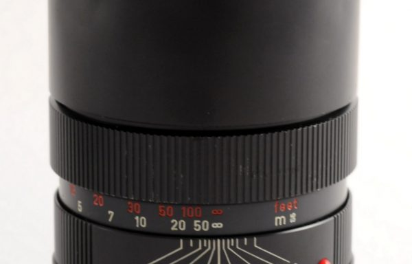 Obiettivo Leica-R Elmarit 135mm f/2,8 attacco Nikon